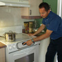 Réparation cuisinière induction